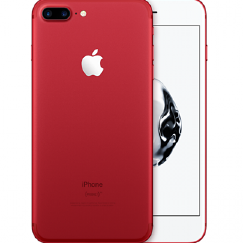 Apple iPhone 7 Plus 256Gb Product Red фото 1