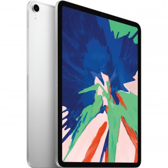"Apple iPad Pro 11"" (2018) 64Gb Wi-Fi Silver фото 1682"