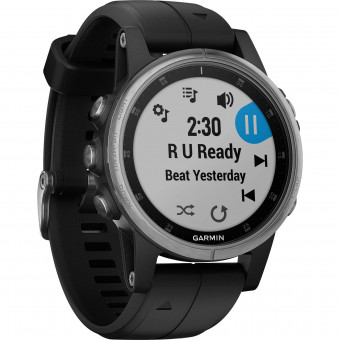 Часы Garmin Fenix 5S Plus фото 1579